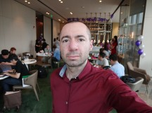 Oppo R15 Pro selfie samples - f/2.0, ISO 164, 1/33s - Oppo R15 and R15 Pro hands-on review