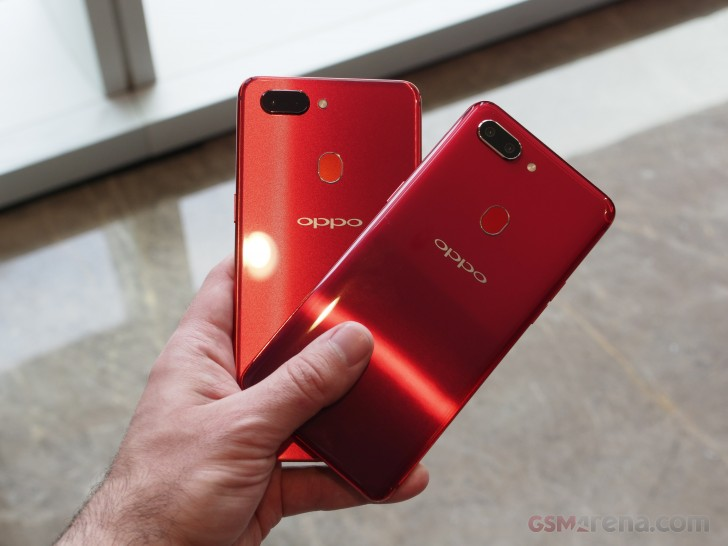 Oppo R15 and R15 Pro hands-on review