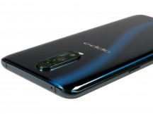Oppo R17 Pro from the sides and the hybrid SIM card tray - Oppo RX17 Pro review