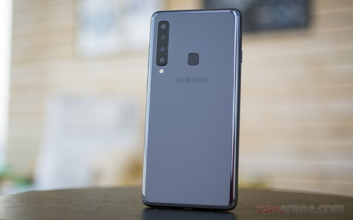Samsung Galaxy A9 (2018) hands-on review