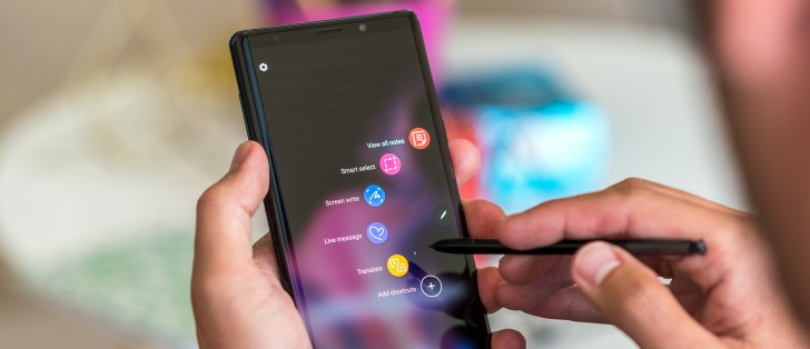 Samsung Galaxy Note9 review