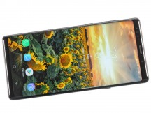 ...and on the table - Samsung Galaxy Note9 review