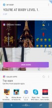 Bixby Home - Samsung Galaxy S9 Plus long-term review
