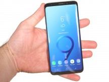 In the hand - Samsung Galaxy S9+ review