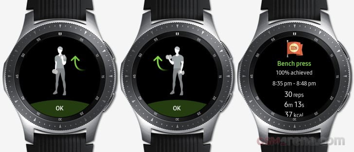 Android Apps: Samsung Galaxy Watch review