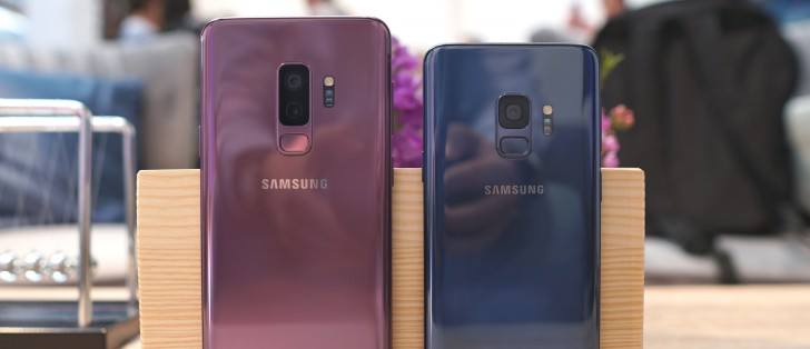 Samsung Galaxy S9 and S9+ hands-on review