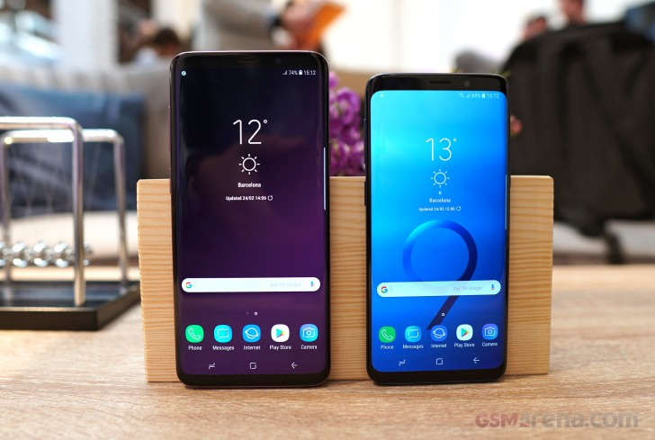 Samsung Galaxy S9 MWC 2018 review