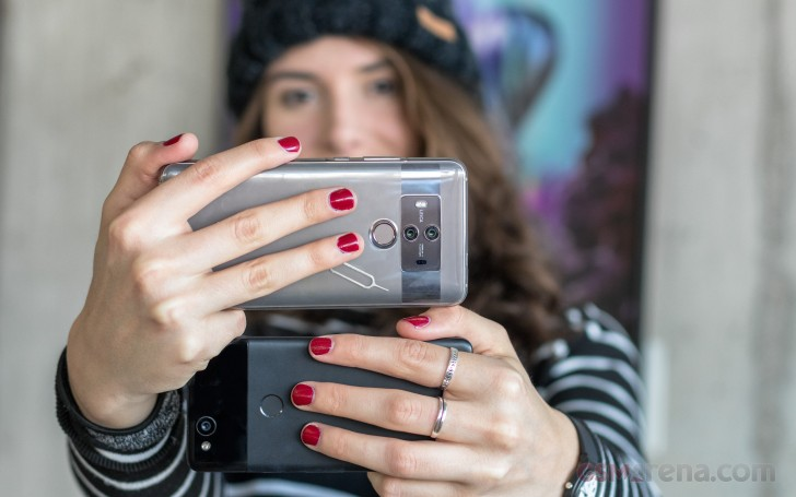Best phone cameras for selfie videos