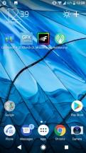 Xperia launcher: Homescreen - Sony Xperia L2 review