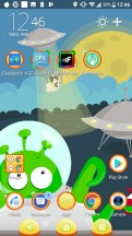 Themes - Sony Xperia L2 review