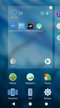 Homescreen customization - Sony Xperia L2 review