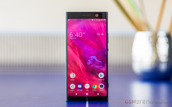 Great Test of Sony Xperia X