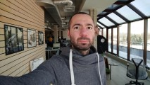 Sony Xperia XA2 Ultra 16MP regular selfies - f/2.0, ISO 104, 1/100s - Sony Xperia XA2 Ultra review