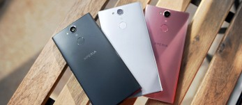 Xperia XA2, XA2 Ultra, L2 hands-on review
