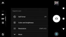 Camera app - Sony Xperia XA2 review