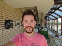 Selfie samples - f/2.0, ISO 40, 1/200s - Sony Xperia XZ2 Premium review