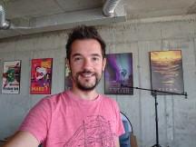 Selfie samples - f/2.0, ISO 160, 1/64s - Sony Xperia XZ2 Premium review