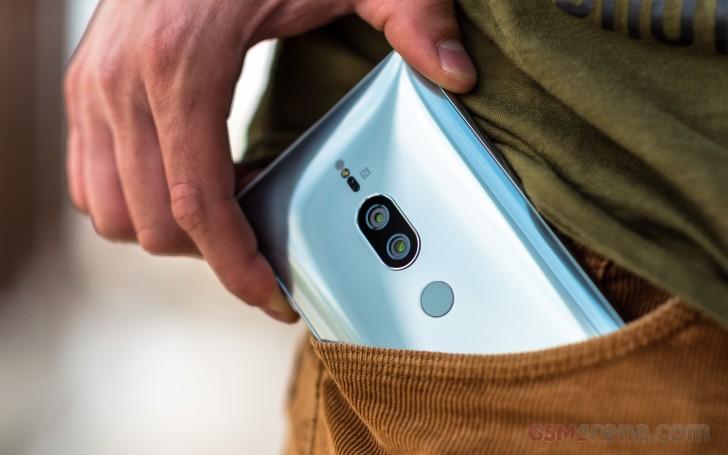Sony Xperia Xz2 Premium peview