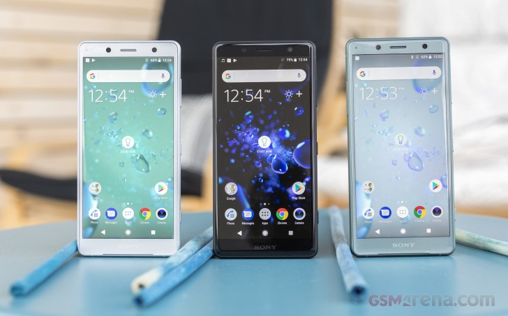 Sony Xperia XZ2 and XZ2 Compact hands-on review