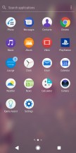 Xperia Launcher - Sony Xperia XZ2 review