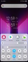 Control Centre - vivo NEX Dual Display review