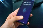 The vivo NEX S joins the prestigious group of phones with an under display fingerprint reader - vivo NEX S and NEX A hands-on review