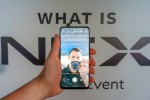 The selfie camera slides out automatically when it's needed - vivo NEX S and NEX A hands-on review