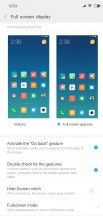 Full screen mode a.k.a. gesture navigation - Xiaomi Mi 8 review