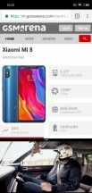 Split-screen mode - Xiaomi Mi 8 review