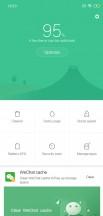 Security app - Xiaomi Mi 8 review