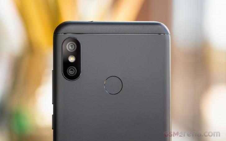 Xiaomi Mi A2 Lite Review Camera