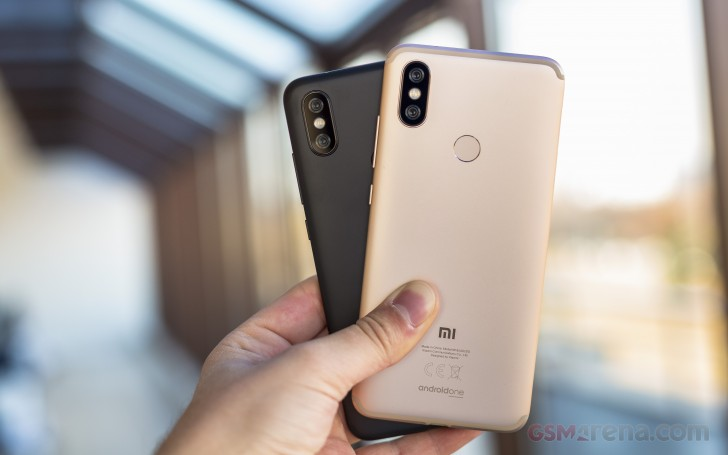 c324d684c Xiaomi Mi A2 long-term review  Design