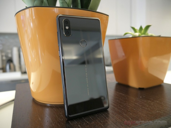 Xiaomi Mi Mix 2 hands-on review