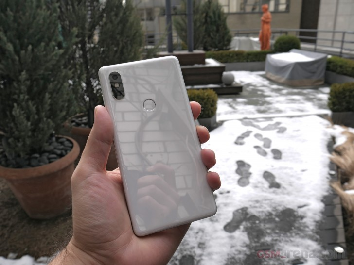 Xiaomi Mi Mix 2 hands-on review