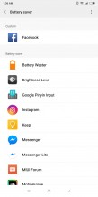 App battery saver - Xiaomi Mi Mix 2s review