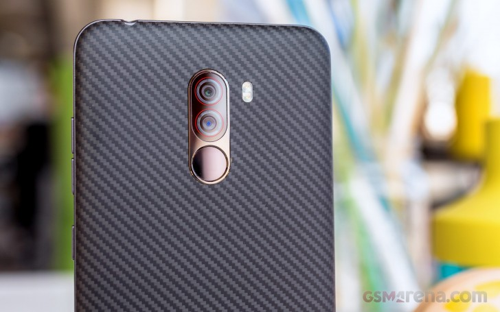 Pocophone F1 By Xiaomi Review Camera