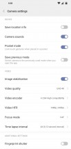 Camera interface - Xiaomi Pocophone F1 review