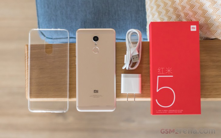 Tests Com Reviews >> Xiaomi Redmi 5 review - GSMArena.com tests