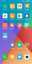 MIUI launcher - Xiaomi Redmi 5 review