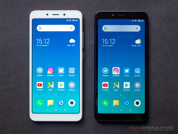 Xiaomi Redmi 6 and 6a review