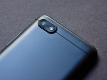 Back side - Xiaomi Redmi 6 and 6a review