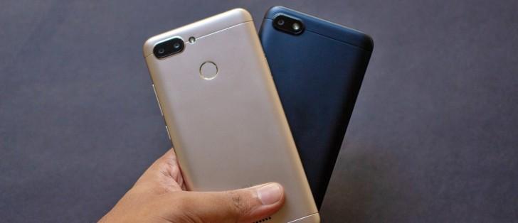 Xiaomi Redmi 6 And Redmi 6a Review Gsmarena Com Tests