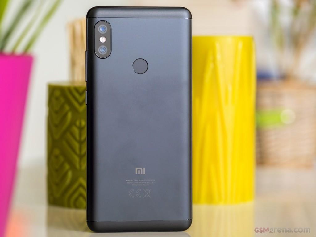Xiaomi Redmi Note 5 AI Dual Camera Pictures Official Photos