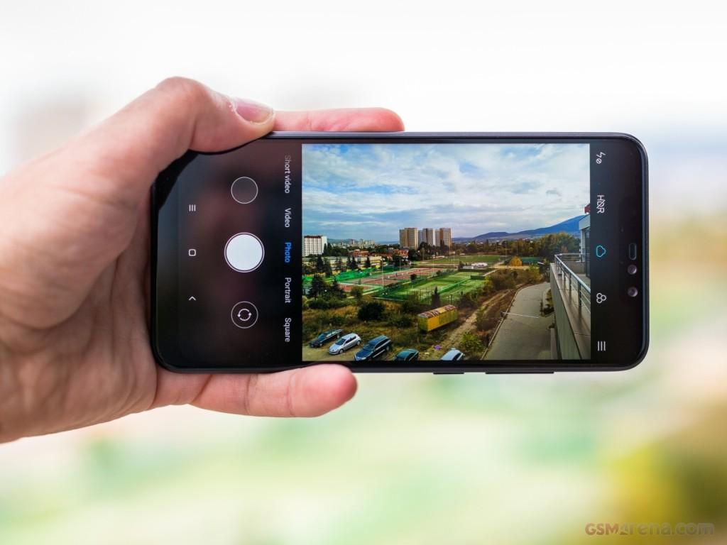 Xiaomi Redmi Note 6 Pro Pictures Official Photos