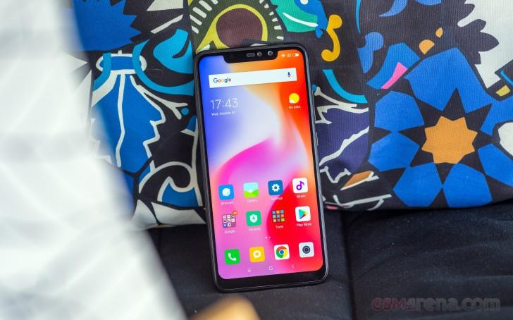 Xiaomi Redmi Note 6 Pro review - GSMArena com tests