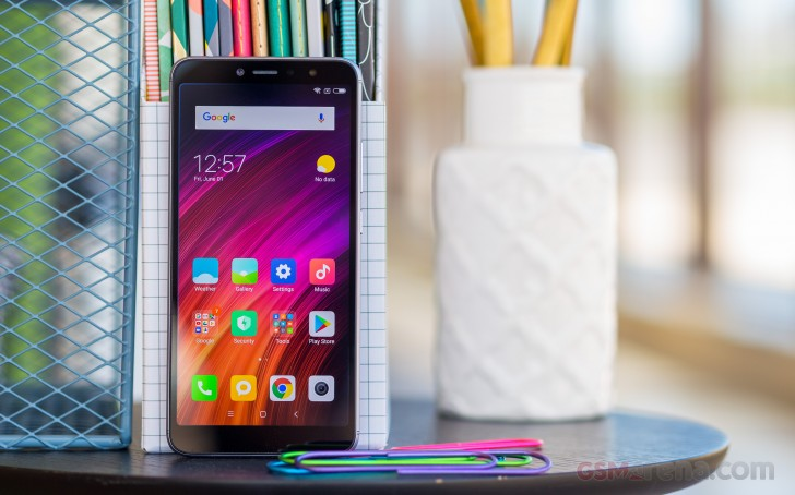 Xiaomi Redmi S2 Y2 Review Lab Tests Display Battery