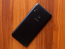 Rear - Asus Zenfone Max M2 ZB633KL review