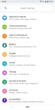 Pixel launcher and Settings - Google Pixel 3a Xl review