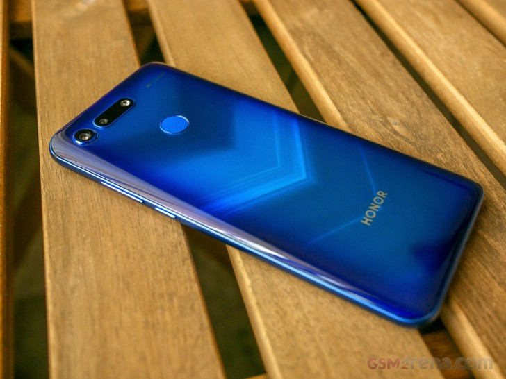 Huawei Honor View 20 Handson review