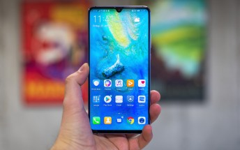 Huawei Mate 20 X EMUI 9.1 update now rolling out